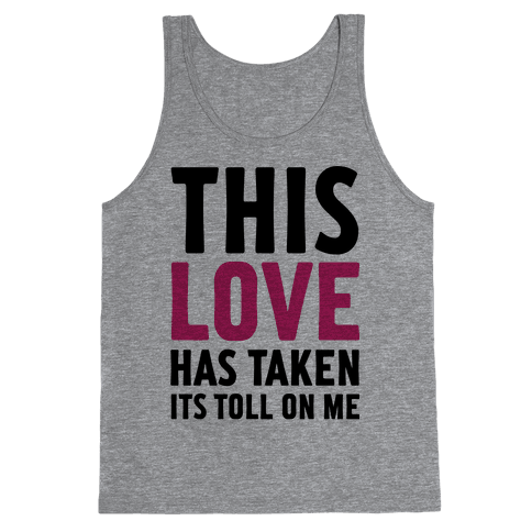This Love Tank Top