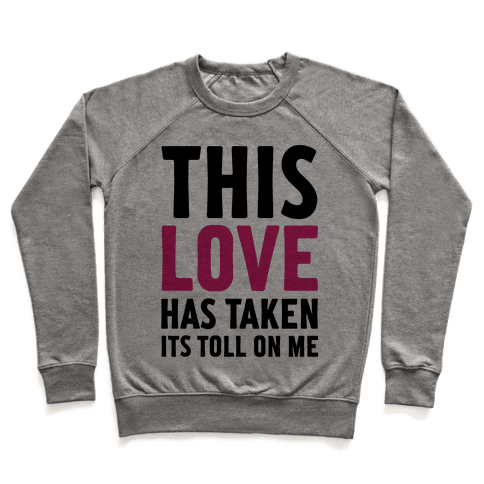 This Love Pullover
