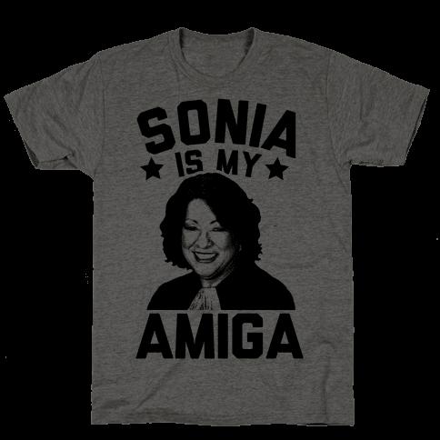 Sonia is My Amiga