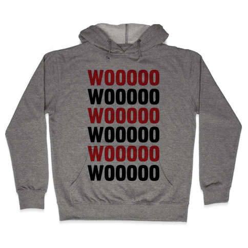 Woo Guy Hooded Sweatshirt