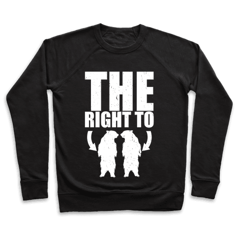 The Right to Bear Arms Pullover