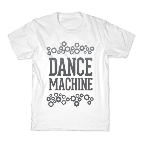 Dance Machine Kids T-Shirt