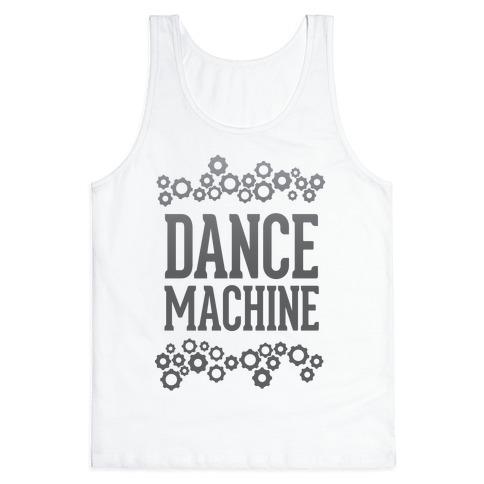 Dance Machine Tank Top