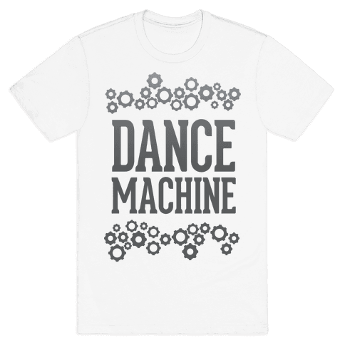 Dance Machine Mens T-Shirt