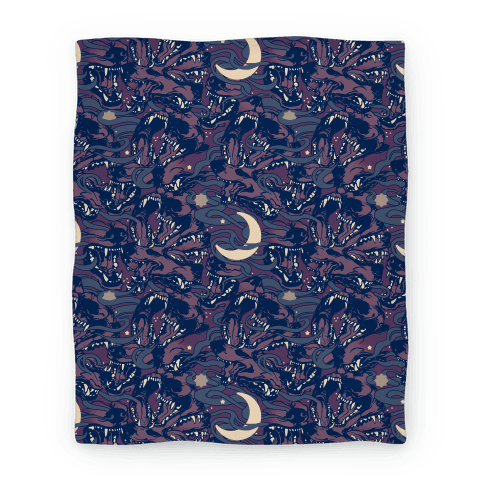 Occult Werewolf Moon Pattern