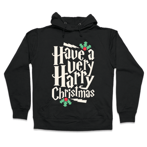 Have A Very Harry Christmas Hooded Sweatshirt