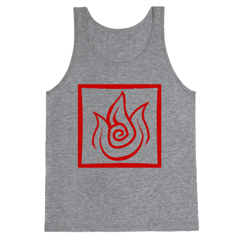 Fire Bender Tank Top