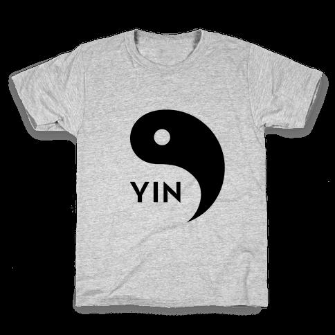 Yin Yang (Yang, Part 2) Kids T-Shirt