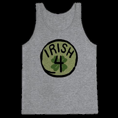 Irish 4 (St. Patricks Day) Tank Top