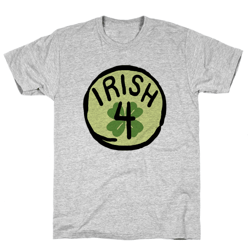 Irish 4 (St. Patricks Day) Mens T-Shirt