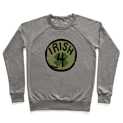 Irish 4 (St. Patricks Day) Pullover