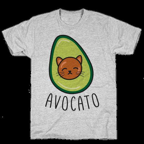 Avocato Mens T-Shirt