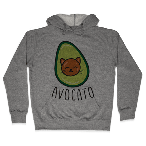 Avocato Hooded Sweatshirt