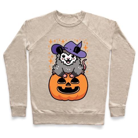 Cute Halloween Possum Pullover