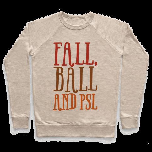 Fall Ball and Psl