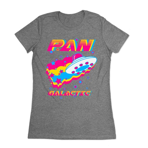 PAN Galactic Womens T-Shirt