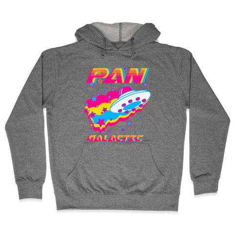 PAN Galactic Hooded Sweatshirt