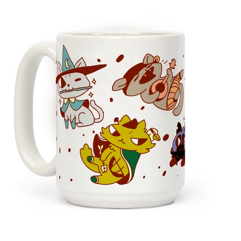 Warrior Cats Coffee Mug