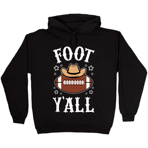 Footy'all Hooded Sweatshirt