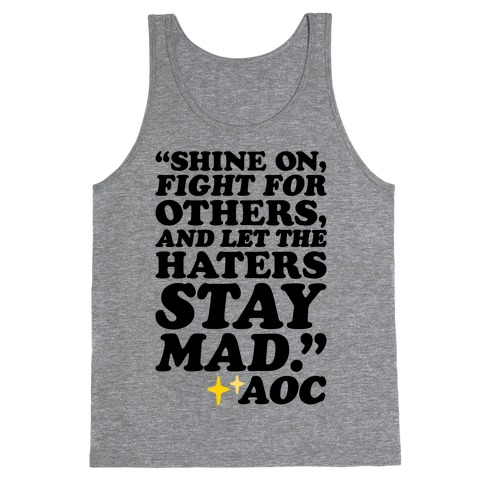 Shine On Fight For Others Tank Top