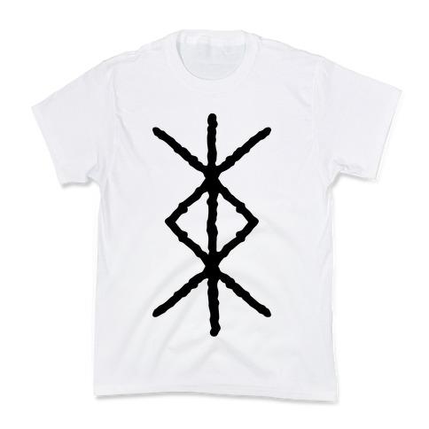 Protection Rune Kids T-Shirt