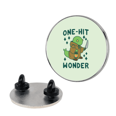 One Hit Wonder - Tonberry pin