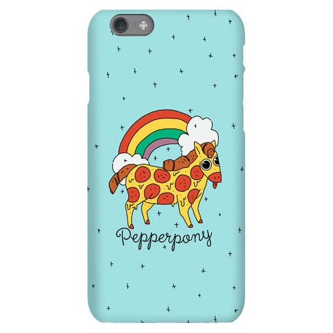 Pepperpony Phone Case