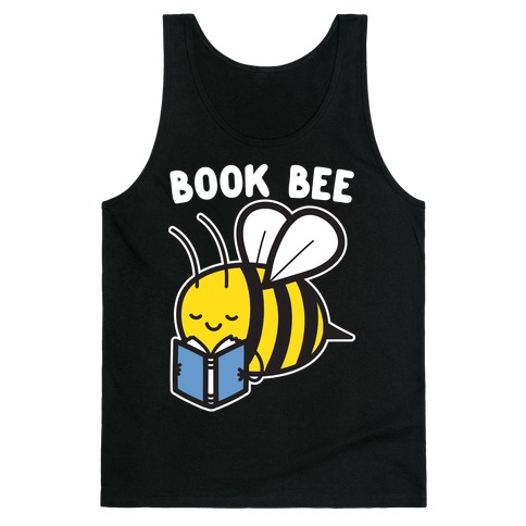 Book Bee Tank Top