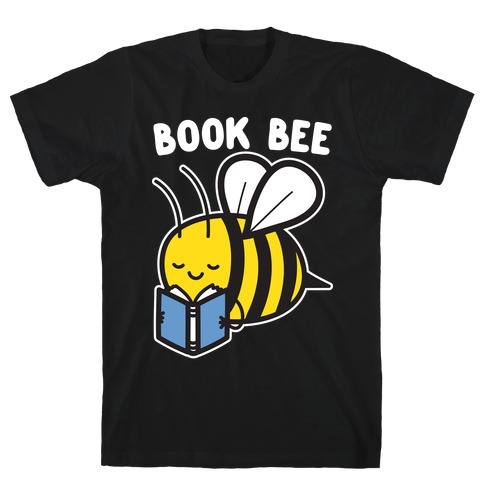 Book Bee T-Shirt