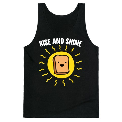 Rise And Shine Bread Tank Top