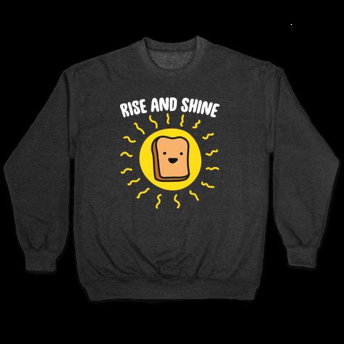 Rise And Shine Bread Pullover