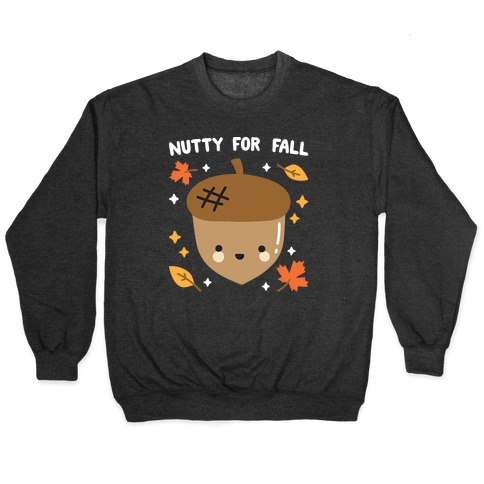Nutty For Fall Pullover