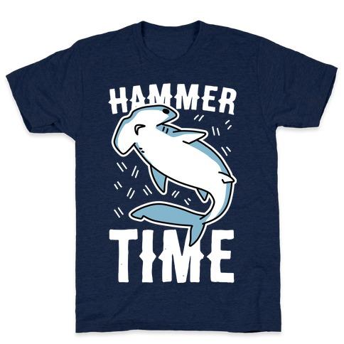 Hammer Time - Hammerhead T-Shirt