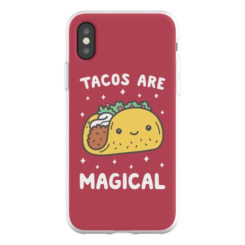 Tacos Are Magical Phone Flexi-Case