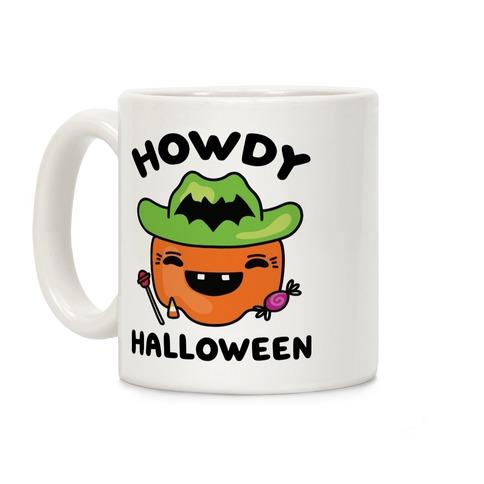 Howdy Halloween Coffee Mug