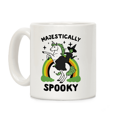 Majestically Spooky Coffee Mug