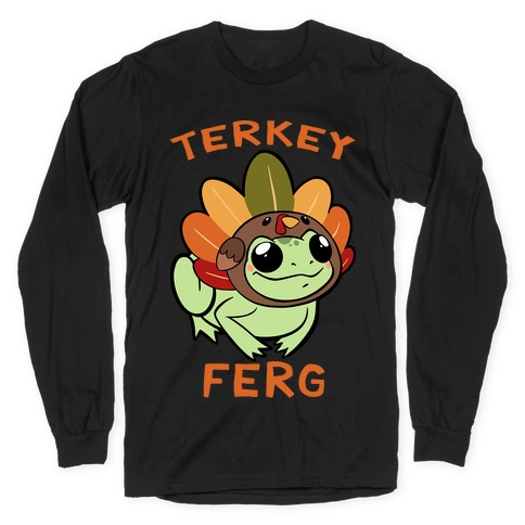 Terkey Ferg Long Sleeve T-Shirt