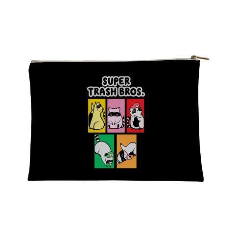 Super Trash Bros. Accessory Bag