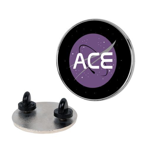 Ace Nasa Pin