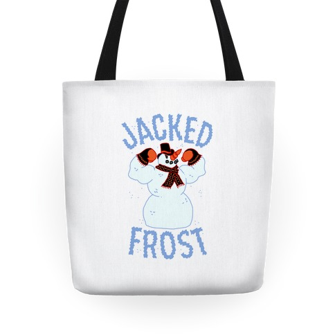 JACKED Frost Tote