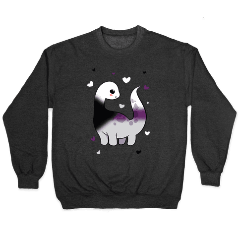 Demisexual-Dino Pullover
