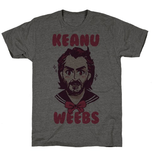 Keanu Weebs T-Shirt