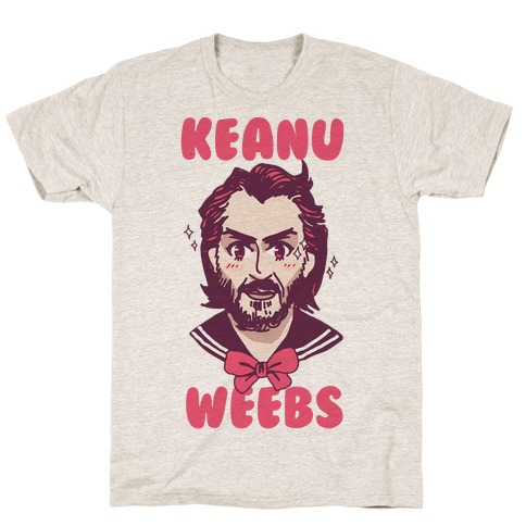 Keanu Weebs T-Shirt