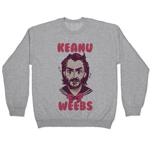 Keanu Weebs Pullover