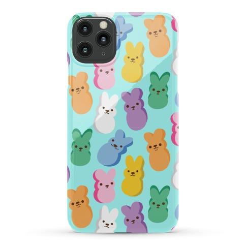 Marshmallow Bunny Pattern Phone Case
