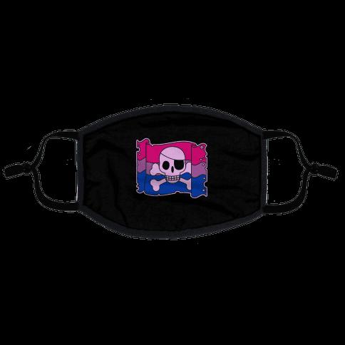 Birate Flat Face Mask