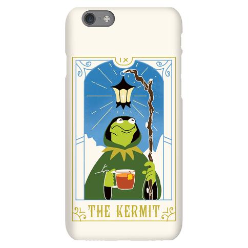 The Kermit Tarot Card Phone Case