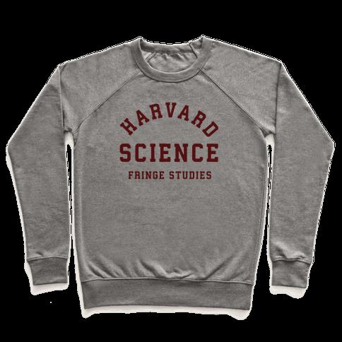 Harvard Fringe Parody Pullover
