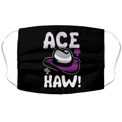 Ace Haw Face Mask Cover