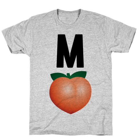 M Peach Impeach T-Shirt